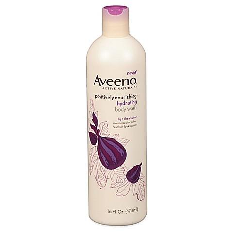 Aveeno fig body wash