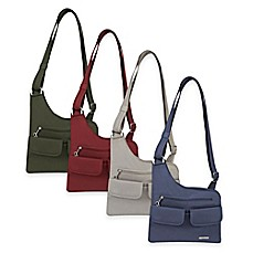 image of Travelon® Anti-Theft Classic Crossbody Bag
