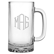 image of Susquehanna Glass Beer Mugs (Set of 4)