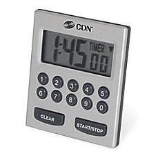 image of CDN Direct Entry 2-Alarm Timer