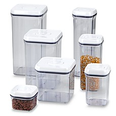 Beau OXO Good Grips® Square Food Storage POP Container