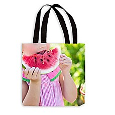 image of Photo Tote Bag with Handles