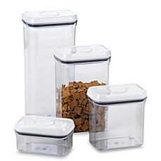 OXO Good Grips® Rectangular Food Storage Pop Container