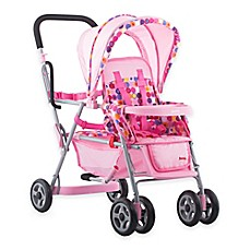 image of Joovy® Toy Caboose Stroller in Pink