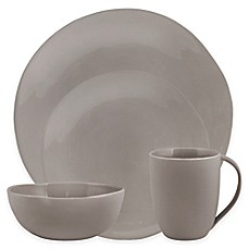 image of Artisanal Kitchen Supply® Curve Dinnerware Collection in Grey