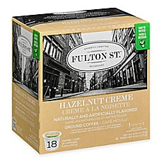 image of 18-Count Fulton St.® Hazelnut Creme RealCup™ Coffee for Single Serve Coffee Makers