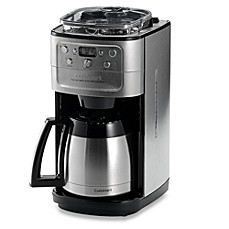 image of Cuisinart® Grind & Brew Thermal™ 12-Cup Automatic Coffee Maker