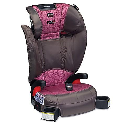 Britax Parkway Sgl Booster Car Seat Cub Pink