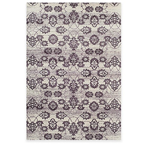 Buy rugs america carmen floral damask 5 foot 3 inch round for Where to buy round rugs