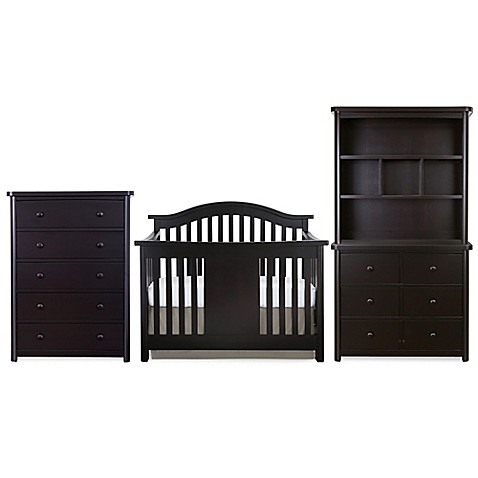 Baby Appleseed Stratford Nursery Furniture Collection In Espresso Bed Bath Beyond