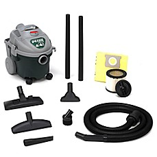 image of Shop-Vac® 58704004 4-Gallon 4.5 Peak HP All Around Plus Wet/Dry Vacuum in Green