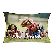 image of Lightweight Photo Pillow Sham