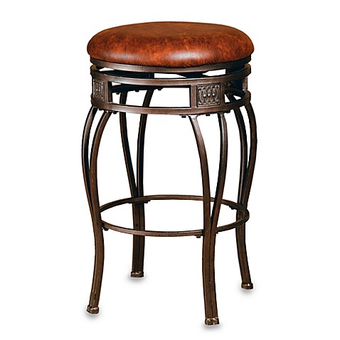 Buy Hillsdale Montello Backless 30 Inch Barstool From Bed
