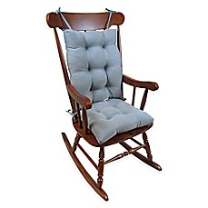 Image Of Klear Vu Omega Extra Large 2 Piece Rocking Chair Pad Set