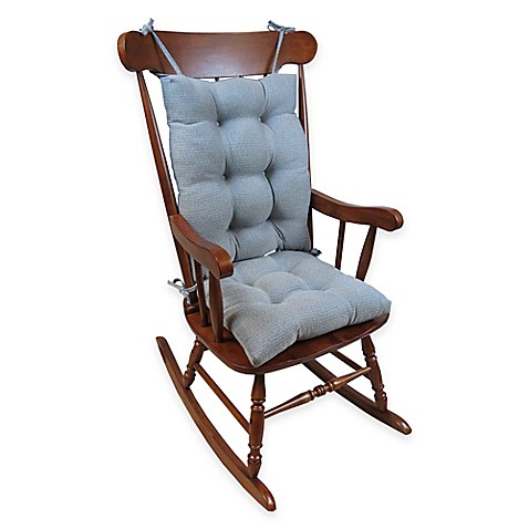 Ordinaire Klear Vu Omega Extra Large 2 Piece Rocking Chair Pad Set
