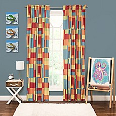 colorful curtains bed bath beyond