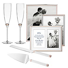 image of kate spade new york Rosy Glow™ Fine Giftware Collection