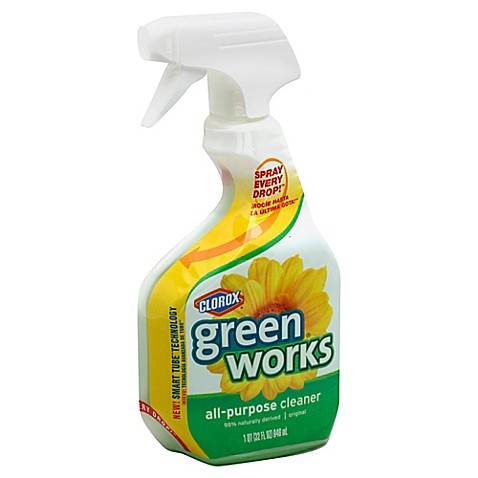 Clorox Green Works 32 Oz All Purpose Cleaner Bed Bath Beyond
