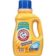 image of Arm and Hammer™ 50 oz. Liquid Laundry Detergent in Clean Burst