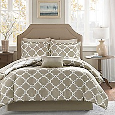 image of Madison Park Essentials Merritt Reversible Comforter Set
