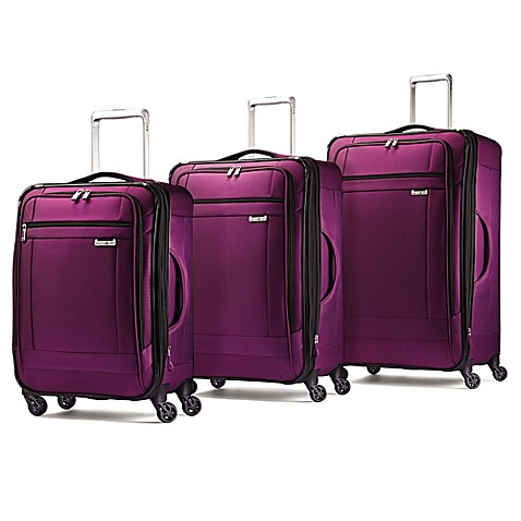 Luggage Sets & Collections - Spinner and Hardside Luggage - Bed ...