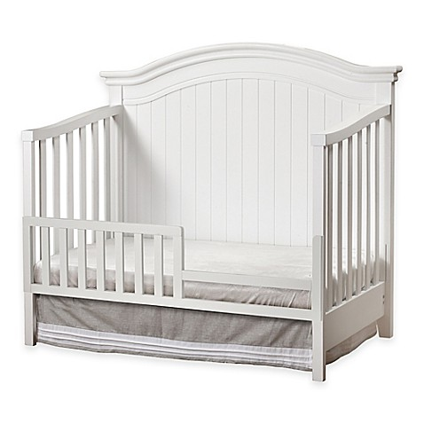Sorelle Providence Finley Toddler Guard Rail In White