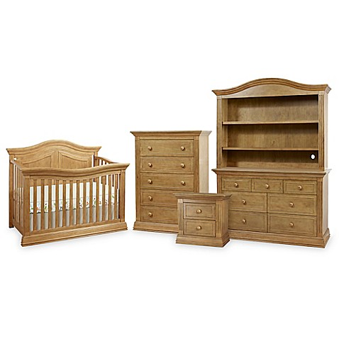 Sorelle Providence Nursery Furniture Collection In Vintage Frost Buybuy Baby
