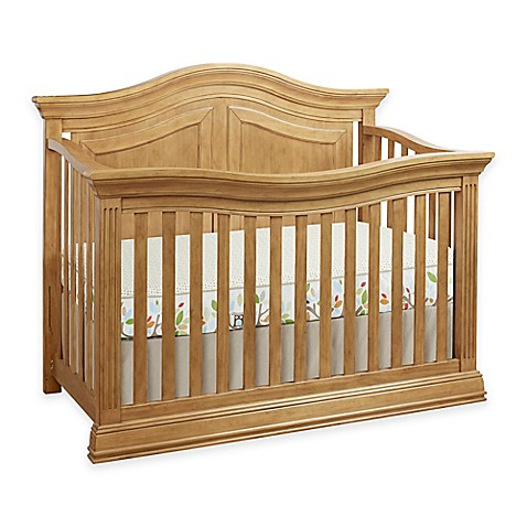 Sorelle Providence 4 In 1 Convertible Crib In Vintage