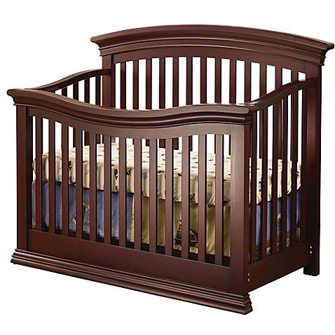 Sorelle Torino 4 In 1 Convertible Crib In Cherry Buybuy Baby