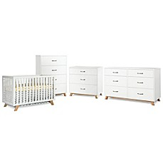 image of Child Craft™ SOHO Nursery Furniture Collection in White/Natural
