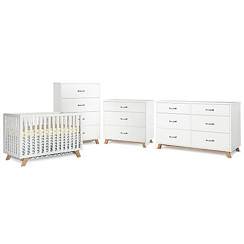Child Craft™ SOHO Nursery Furniture Collection in White
