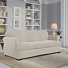 Perfect Fit® Easy Fit 2 Piece T Sofa Slipcover