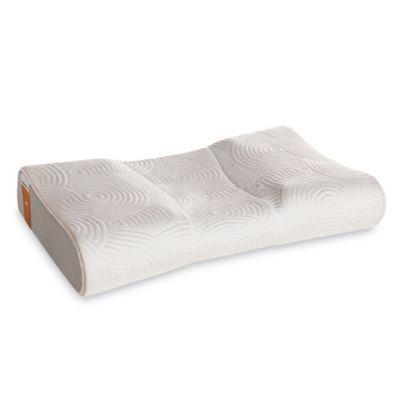 TempurPedic TEMPURContour SidetoBack Pillow Bed Bath Beyond