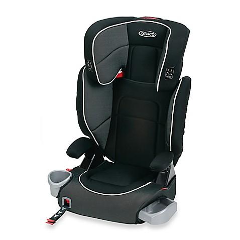 graco highback turbobooster elite car seat in tuscan buybuy baby. Black Bedroom Furniture Sets. Home Design Ideas