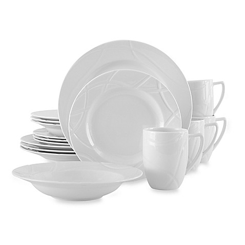 Lenoxu0026reg; Vibeu0026trade; 24-Piece Dinnerware Set  sc 1 st  Bed Bath u0026 Beyond & Lenox® Vibe™ 24-Piece Dinnerware Set - Bed Bath u0026 Beyond