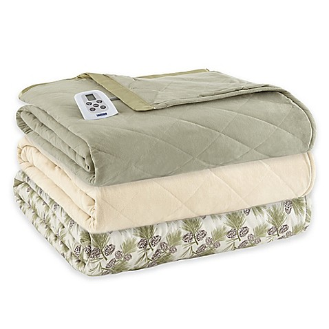 Electric Blankets At Bed Bath And Beyond