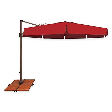 Simplyshade Bali 11 Foot Octagon Cantilever Umbrella In