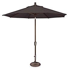 Simplyshade Catalina 9 Foot Push On Tilt Octagon Solefin Umbrella