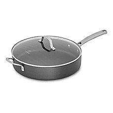 image of Calphalon® Classic™ Nonstick 5 qt. Covered Sauté Pan