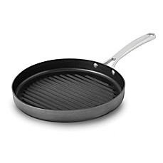 image of Calphalon® Classic Nonstick 12-Inch Round Grill Pan