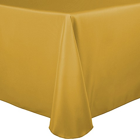 Buy Basic Polyester 60 Inch X 90 Inch Oblong Tablecloth In