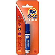 image of Tide® To Go® Mini Instant Stain Remover Pen