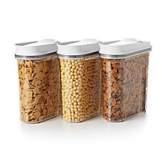 Image Of OXO Good Grips® Pop Cereal Dispensers (Set Of 3)