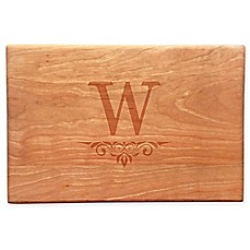 image of Susquehanna Glass Victoria Wood Cheese Board