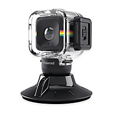 image of Waterproof Case and Suction Cup Mount for Polaroid Cube Lifestyle Action Camera
