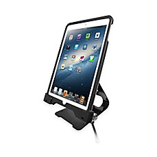 image of CTA Digital Antitheft Security Case with Stand for Apple iPad® Air/iPad® Air 2