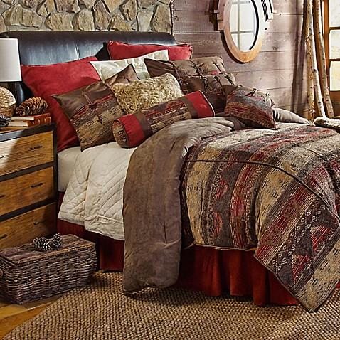 Hiend Accents Sierra Comforter Set Bed Bath Amp Beyond
