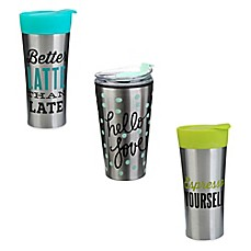 image of 16 oz. Stainless Steel Travel Tumbler Collection