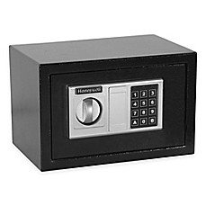 image of Honeywell 5301DOJ Firearms-Approved Safe in Black