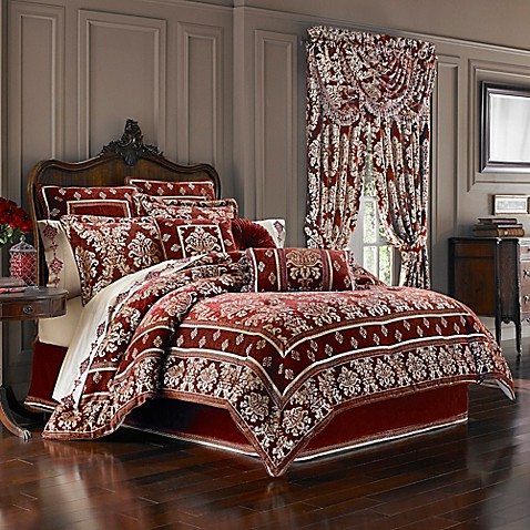 j queen new dynasty comforter set - J Queen New York Bedding